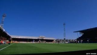 Blundell Park, Grimsby Town FC