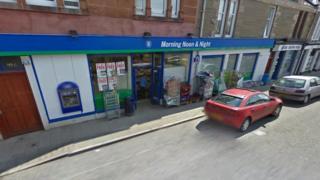 Store in Castle Street