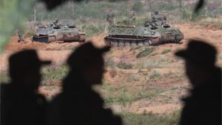 У 2018 російські та сербські військові провели спільні навчання