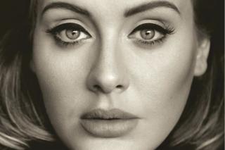 Adele - 25 sleeve