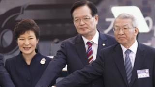 박근혜 전 대통령(왼쪽)과 양승태 전 대법원장(오른쪽)