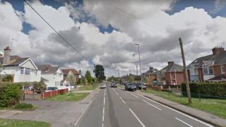 Driver dies in Dorset after crash with scaffolding lorry
