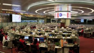 Hong Kong shares