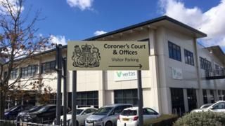 Suffolk Coroner's Court