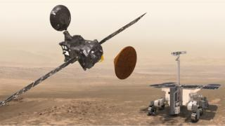 ExoMars project