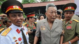 Trung tướng Đồng Sĩ Nguyên từng là Ủy viên Bộ Chính trị, Phó Chủ tịch Hội đồng Bộ trưởng Việt Nam