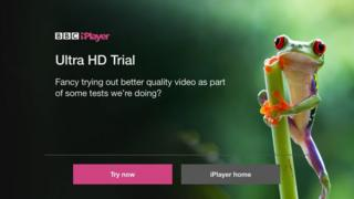 iPlayer trial