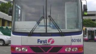 A First Bus