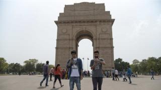 Ловцы покемонов в Индии