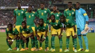 Timu ya soka ya Senegal