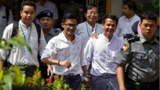 နိုင်ငံတော် အကြည်ညို ပျက်စေမှု ပုဒ်မနဲ့ Eleven Media သတင်းသမားတွေကို တရားစွဲဆို