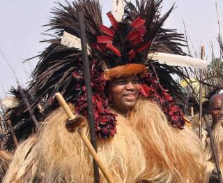 Umwami Mswati wa gatatu