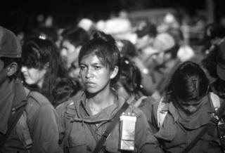 Joateca, Morazán, 31 de Diciembre 1991. Concentración guerrillera del ERP.
