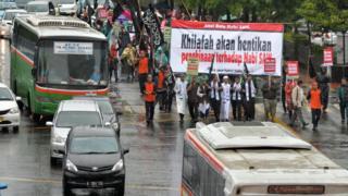 HTI, Jakarta