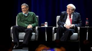Bill Gates và Warren Buffett, hai trong số những người giàu nhất thế giới, có nhiều ngày không sắp xếp kế hoạch gì, để ngồi và suy nghĩ.