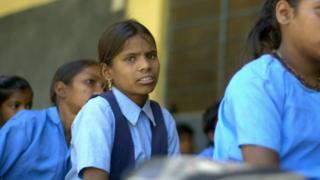 ভারতে ১০ থেকে ১৪ বছর বয়সী আনুমানিক ৩০ লাখ মেয়ে স্কুলে যায় না।