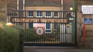 Askham Grange prison
