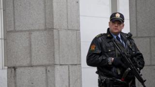 поліція Стокгольма