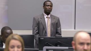 Dominic Ongwen s'est présenté en victime de la LRA à la CPI, il avait été enlevé à l'âge de 14 ans par les miliciens ougandais.