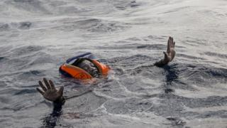 Man rescued in the Mediterranean Sea