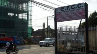 Ofishin EFCC dake Legas Najeriya