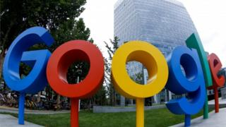 Oficinas de google en Pekín.