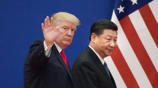 अमरीका, चीन