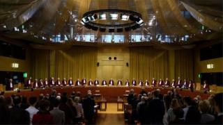 Tòa án công lý châu Âu
