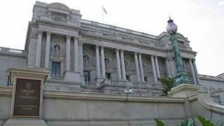 کتابخانه کنگره در واقع بزرگ ترین نهاد فرهنگی فدرال و در عمل کتابخانه ملی آمریکاست