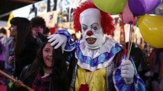 Clowniau
