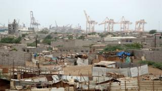اقتراح تسليم الميناء قدمه المبعوث الأممي