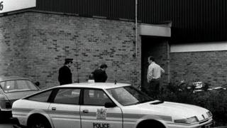 Brink's Mat security warehouse