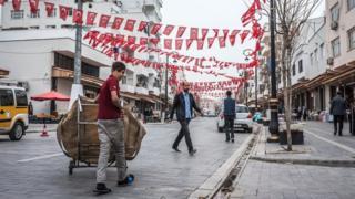 Diyarbakır'da bugün AKP'nin ve HDP'nin de mitingi vardı.