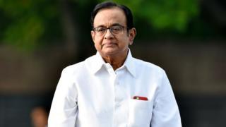 दुईपटक भारतको अर्थमन्त्री भइसकेका चितम्बरम विपक्षी कङ्ग्रेस पार्टीका एकजना बरिष्ठ नेता हुन्।