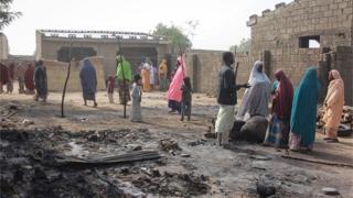 Kungiyar Boko Haram ta kai hare-hare a wasu yankunan jihar Barno a watan Janairun 2019