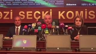 MSK sədri Məzahir Pənahov referendumun keçirilməsində pozuntuların baş verdiyi barədə iddiaların araşdıralacağını deyib.