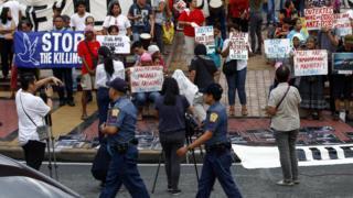 Filipina, Manila, Duterte, narkoba