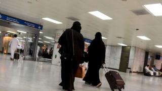 النساء السعوديات