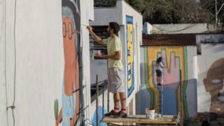Residência artística no hospital Galba Velloso