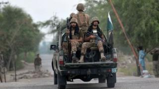 Pakistan ordusu