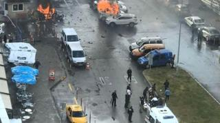 Attack in Izmir, 5 Jan