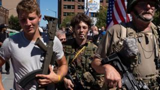 Milicia en Louisville