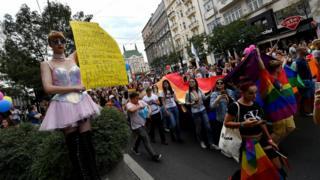 مسيرة المثليين في بلغراد