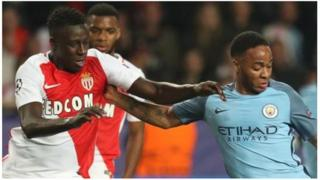 Benjamin Mendy (ibumoso), wakinnye na Manchester City muri Champions League umwaka ushize, abaye umukinnyi wa gatatu uhenze uguzwe muri Premier League kuri iyi mpeshyi