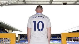 Wayne Rooney kucheza dakika 45 dhidi ya Gor Mahia Tanzania