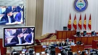 Момбеков: 21-август күнү Жогорку Кеңештин кезексиз сессиясы болбойт