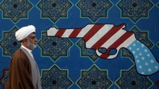 ایران امریکہ