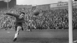 Peter Downsborough in 1965