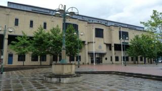 Bradford law courts