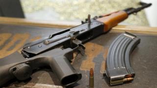 AK-47, बिहार, हत्याएं